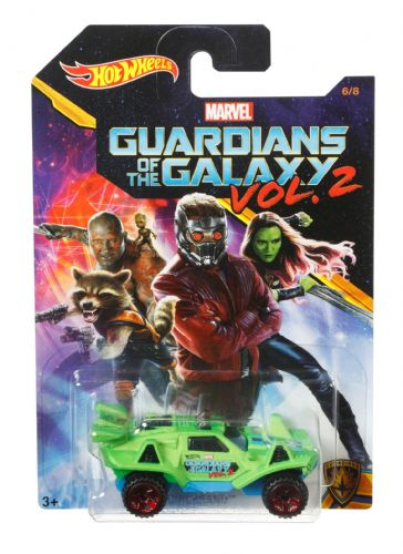 Hot Wheels Guardians of the Galaxy Vol 2 Quicksand
